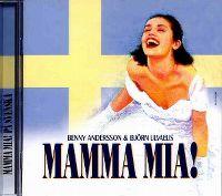 Cover Musical - Mamma Mia! [På Svenska]